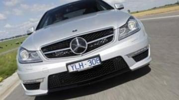 C63 AMG to go turbo