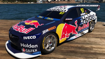 2018 Supercars Holden ZB Commodore
