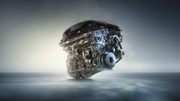 BMW combustion engine