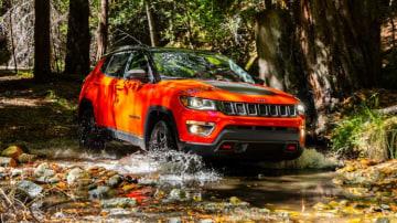 Jeep? Compass Trailhawk 2017 Jeep Compass.