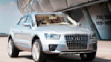 Audi Q3 softroader gets green light