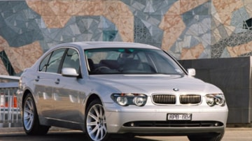 """The BMW 745i and others in the 7-Series can suffer big depreciation hits """"""""  that's good for second owners."""