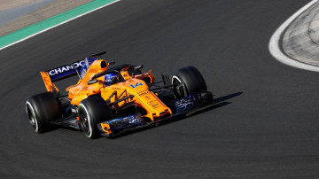 McLaren is at the centre of F1 silly season.