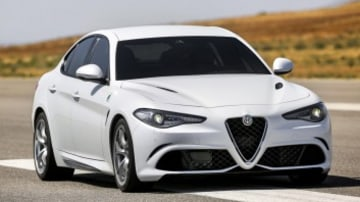 Alfa Romeo has revealed the performance potential of the new Giulia QV.