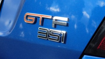 Plenty of grunt: The GT F is the most powerful Falcon made.