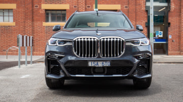2021 BMW X7 xDrive30d review