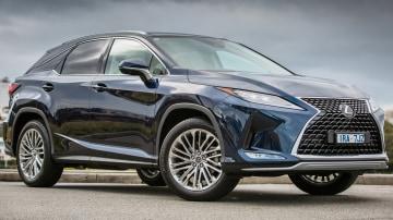 2020 Lexus RX300 Sports Luxury review