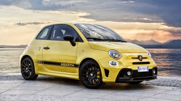 New Abarth 595 revealed