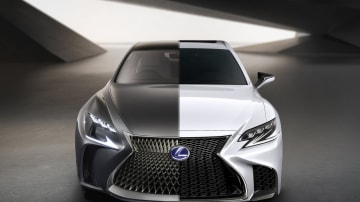 Lexus 'LS-FC' Trademark Filing Causes Confusion - Performance Hero Or Green Halo?