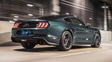 2018 Ford Mustang Bullitt.