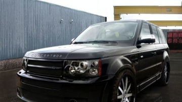 Concept802 Releases Range Rover Sport Platinum R Wide Body Kit