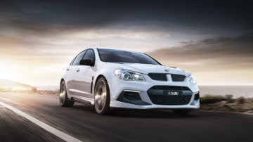 Power play: the 2016 HSV Clubsport R8 LSA ups the ante thanks to a supercharged engine.