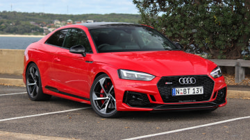 2018 Audi RS5 quick spin review