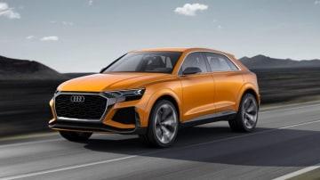 2017 Audi Q8 Sport Concept.