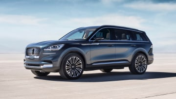 Five cars we want from the New York motor show