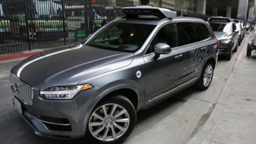 Ride-hailing company Uber Technologies and Volvo Cars signed a $300 million deal for Volvo to provide SUVs to Uber for autonomous vehicle research in 2016.