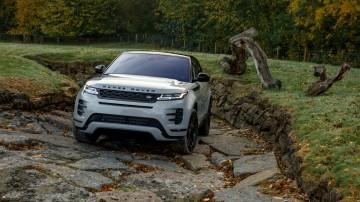 Range Rover Evoque 2019 first international drive
