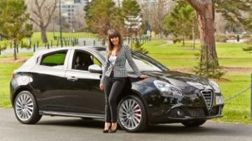 Star and Car: Colette Werden