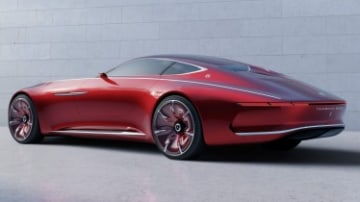 Mercedes-Maybach Vision 6 concept revealed
