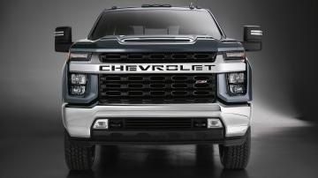 Chevrolet unveils new Silverado