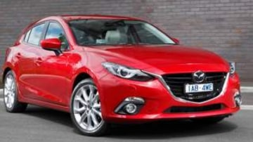 Mazda3 SP25 GT new car review
