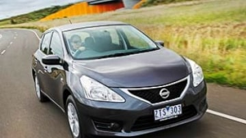 Nissan Pulsar ST Carpool