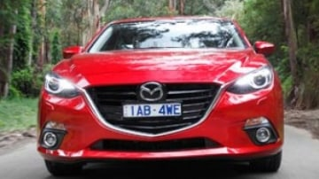 Mazda3 SP25 Astina first drive review