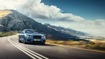 2017 Bentley Flying Spur W12 S is the British brand's fastest four-door.