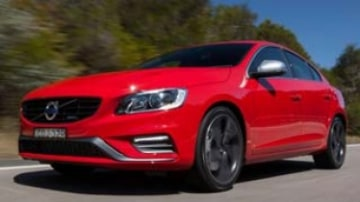Volvo S60 T5 R-Design new car review