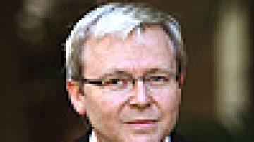 Opposition Leader, Kevin Rudd
