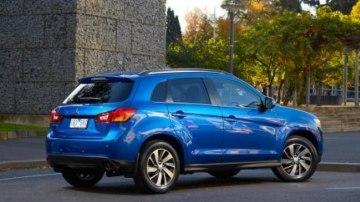 2014 Mitsubishi ASX 2.2 Diesel