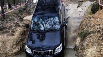 2010 Toyota Prado - First Drive Review
