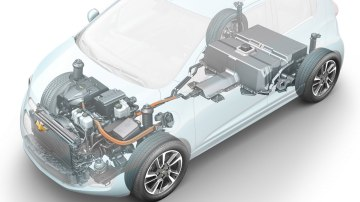 Chevrolet Spark EV To Debut In LA