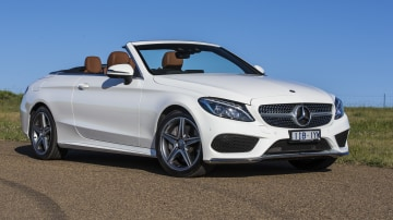 Drive 2017 Best Convertible Mercedes-Benz C200 Cabriolet