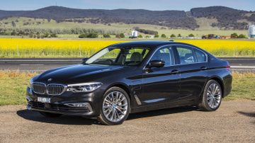 Drive 2017 Best Luxury Car Over $80k BMW 530e