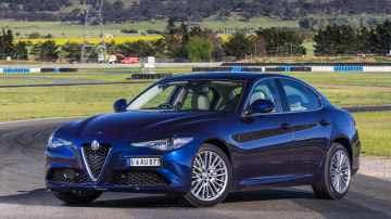 Drive 2017 Best Luxury Car Under $80k Alfa Romeo Giulia Super