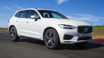 Drive 2017 Best Luxury SUV Under $80k Volvo XC60