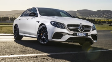 Drive 2017 Best Performance Car Over $60k Mercedes-AMG E63 S 4Matic