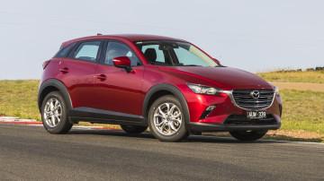 Drive 2018 Best City SUV Mazda CX-3 Maxx Sport