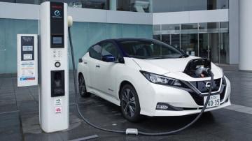 Drive 2018 Best Green Innovation Nissan Leaf