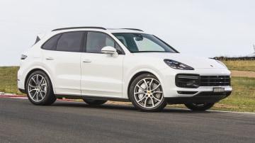 Drive 2018 Best Performance SUV Porsche Cayenne Turbo