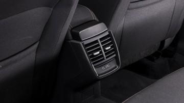 Drive Car of the Year Best Small SUV 2021 finalist Skoda Kamiq rear interior