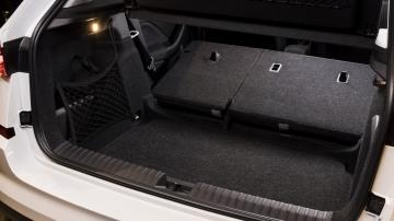 Drive Car of the Year Best Small SUV 2021 finalist Skoda Kamiq open boot interior