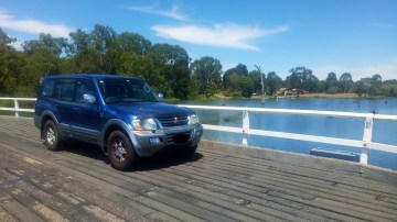 Owner Review: 2000 Mitsubishi Pajero Exceed LWB (4x4)