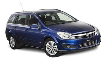 Holden Astra CDX