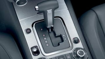 Volkswagen Touareg  R50 6-speed tiptronic automatic gearbox  SUPPLIED  PIC