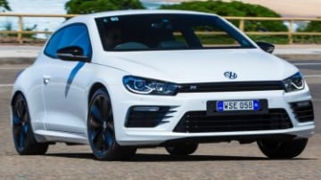 Volkswagen Scirocco R Wolfsburg quick spin review