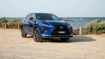 Family Review: 2020 Lexus RX300 F Sport