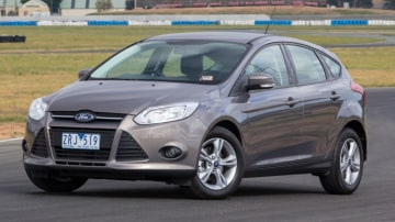 Ford Focus Trend.
