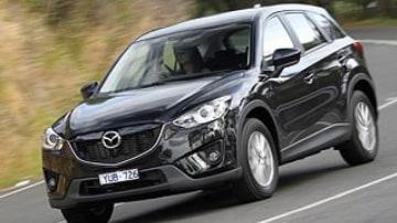 First drive: Mazda CX-5